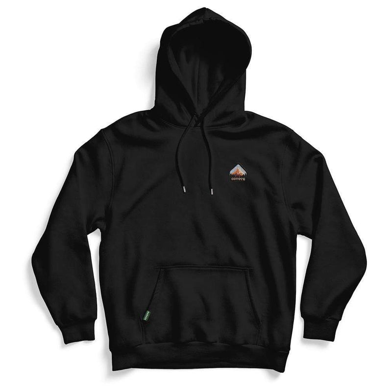 Mountain Patch Heavyweight Premium Hoodie Coyote Provisions Co