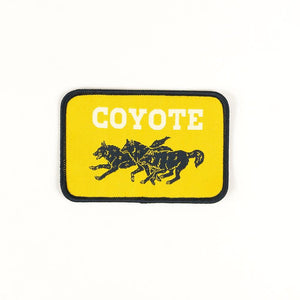 Coyote Patch Pack
