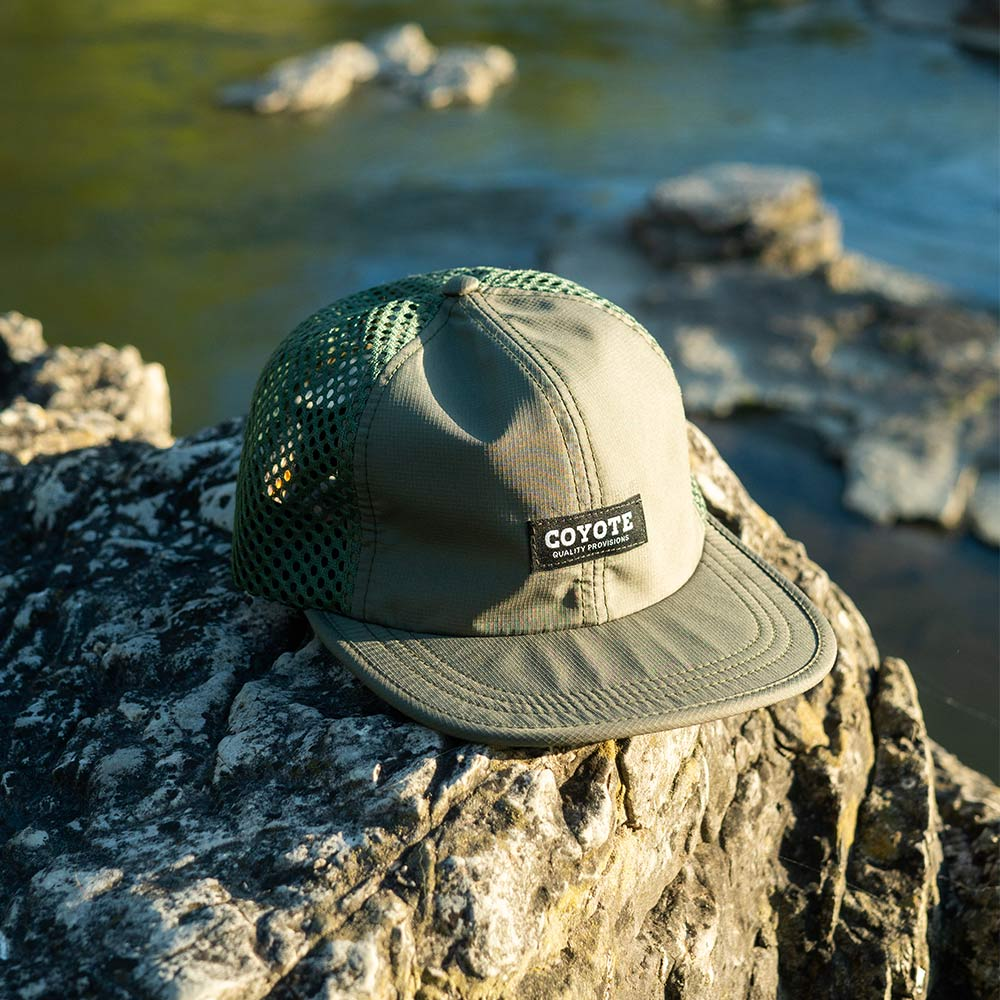 Ultralight River Cap