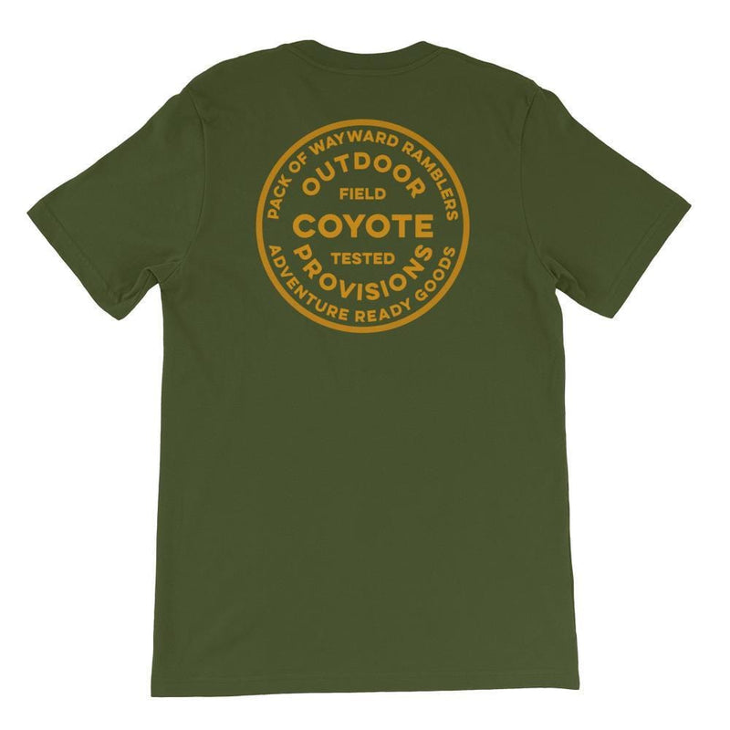 Wayward Ramblers Short-Sleeve T-Shirt Coyote Provisions Co