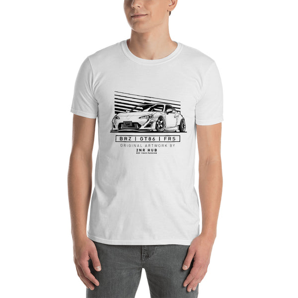 GT86 Stance Short Sleeve
