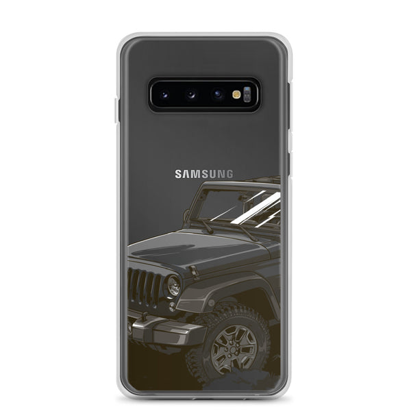 Jeep Samsung Case