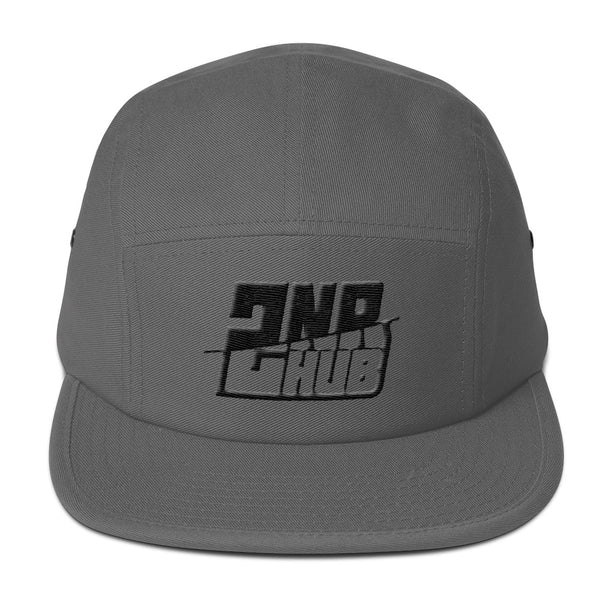 2nr Hub Strike Thru Five Panel Hat