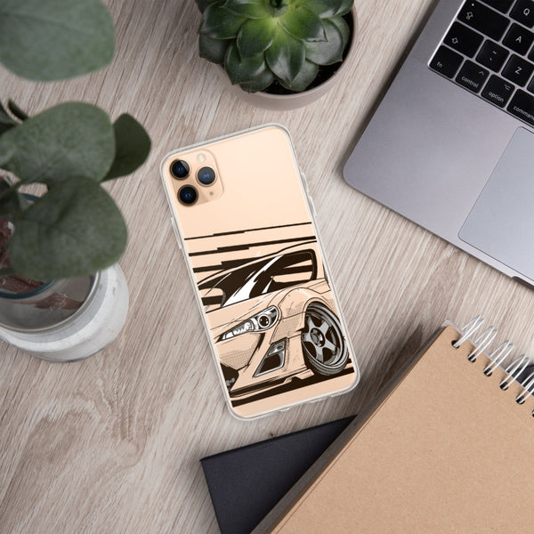 GT86 / BRZ / FRS iPhone Case