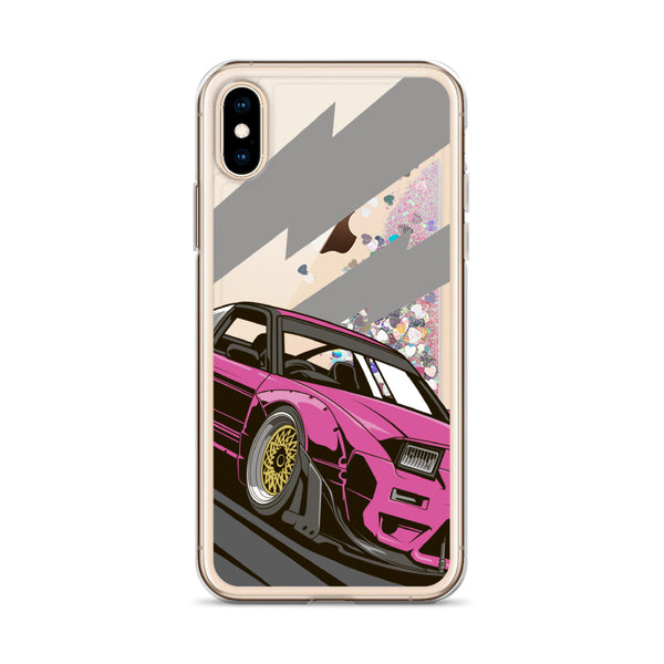180SX Glitter Phone Case