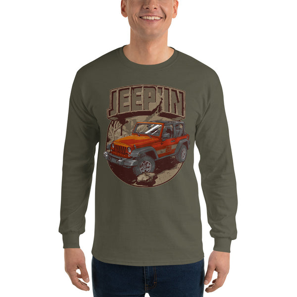 Jeep'In Long Sleeve T-Shirt