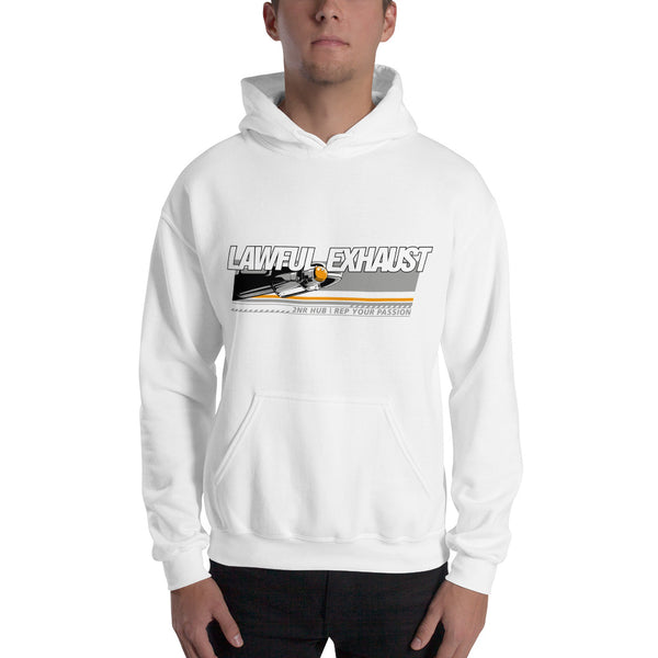 Lawful Exhaust Hooded Sweatshirt