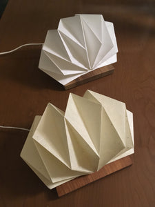 Origami Light Sculpture Burst 6
