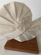 Load image into Gallery viewer, Origami Light Sculpture - Spiral