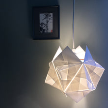 Load image into Gallery viewer, Sonobe Open Pendant Light