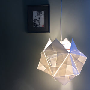 Sonobe Open Pendant Light