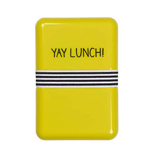 Yay Lunch Lunch Box