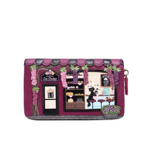 Cake Boutique Medium Ziparound Wallet