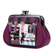 Load image into Gallery viewer, Cake Boutique Clipper Coin Purse