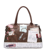 Load image into Gallery viewer, Vintage Stationery Tote Bag