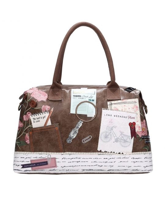 Vintage Stationery Tote Bag