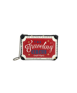 Vendula Circus Ticket Zipped Coin Purse