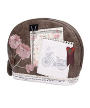 Load image into Gallery viewer, Vintage Stationery Cosmetic Bag