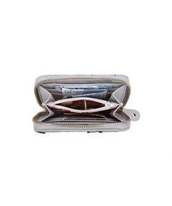 Milliners Small Ziparound Wallet
