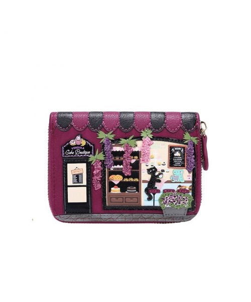Cake Boutique Small Ziparound Wallet