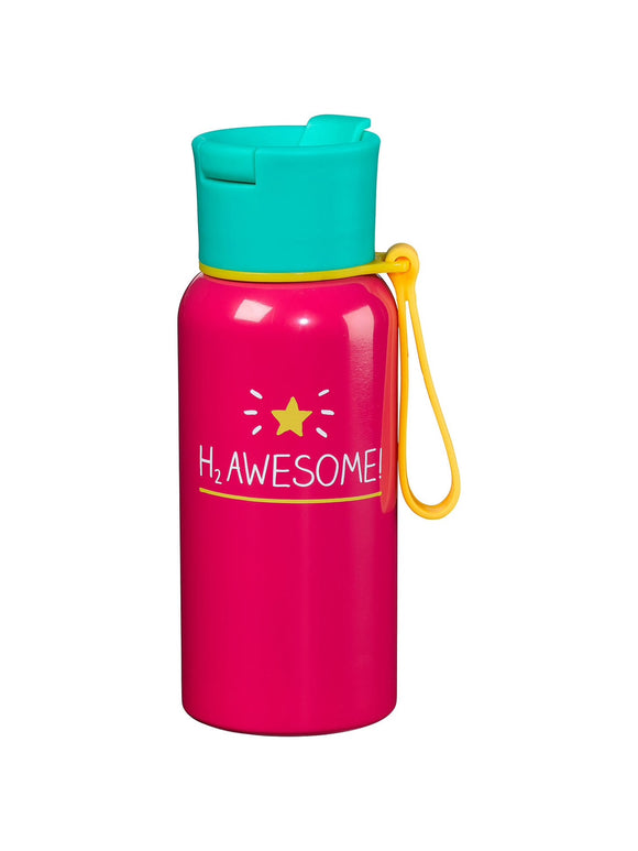 H2 Awesome Water Bottle 600ml