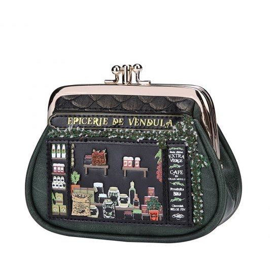 Epicerie De Vendula Clipper Coin Purse