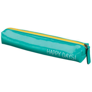 Happy Days Slim Pencil Case
