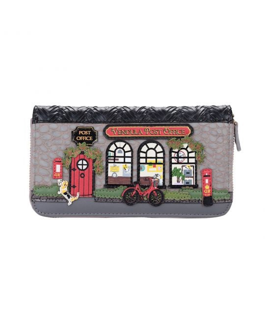 Post Office Large Ziparound Wallet