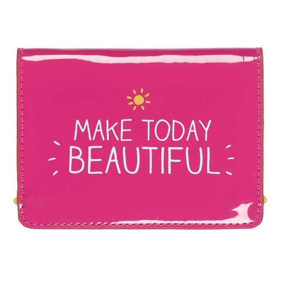 Make Today Beautiful Cardholder