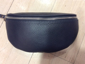 Leather Money Bag