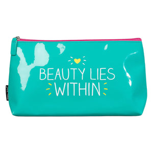 Beauty Lies Within Washbag