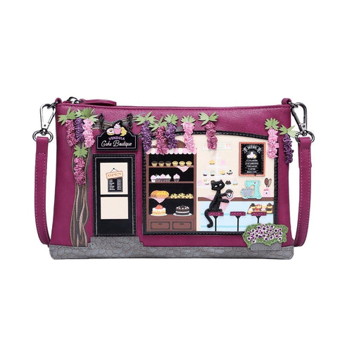 Cake Boutique Pouch Bag