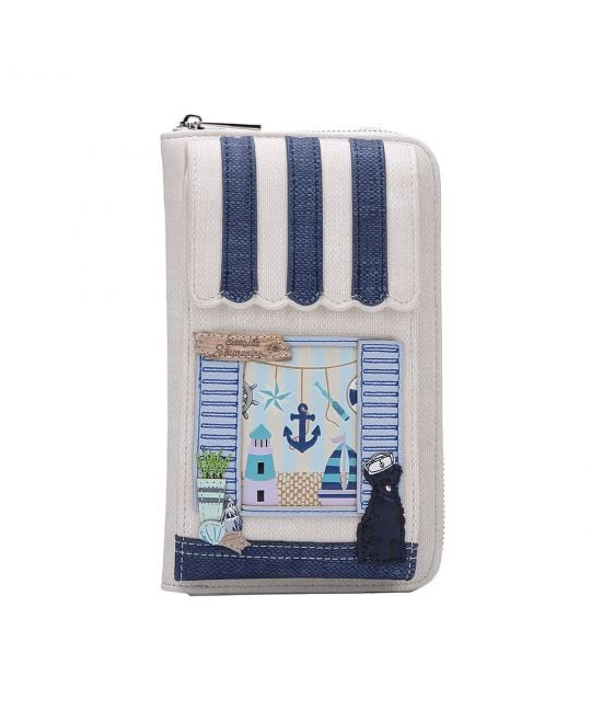 Seaside Souvenirs Phone Wallet