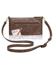 Load image into Gallery viewer, Vintage Stationery Pouch Bag