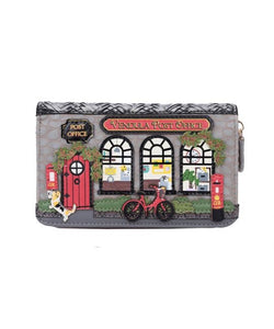 Post Office Medium Ziparound Wallet