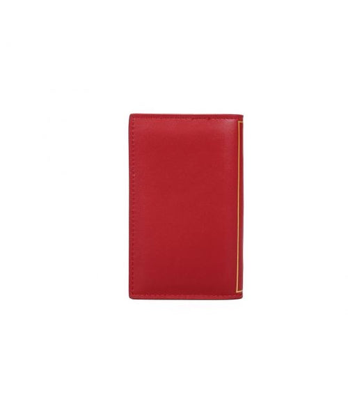 Book Shaped Coin Purse - Red