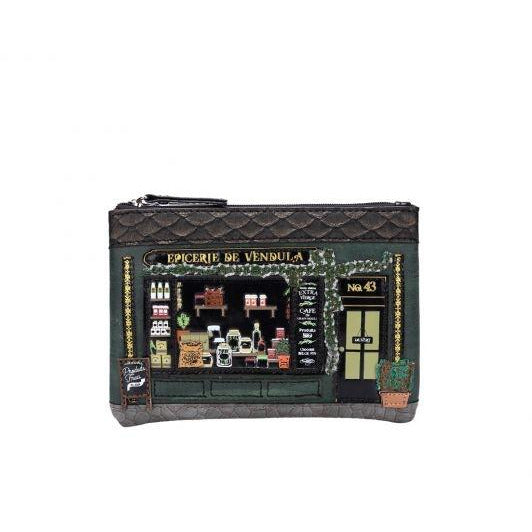 Epicerie De Vendula Zipper Coin Purse