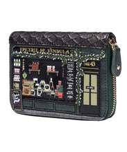 Load image into Gallery viewer, Epicerie De Vendula Small Ziparound Wallet
