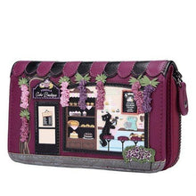 Load image into Gallery viewer, Cake Boutique Medium Ziparound Wallet