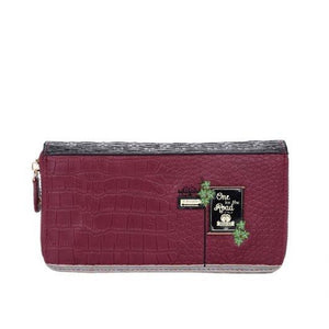 The George Large Ziparound Wallet
