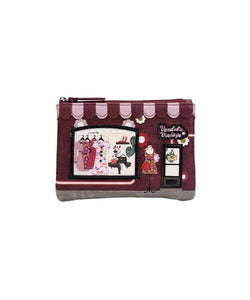 Vendula Vintage Zipper Coin Purse