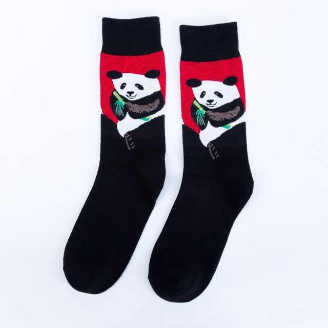 Cotton panda for climate