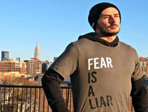 Fear Is A Liar Shirt