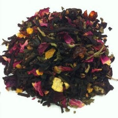 Blueberry Passion Fruit Tisane Tea - Organic