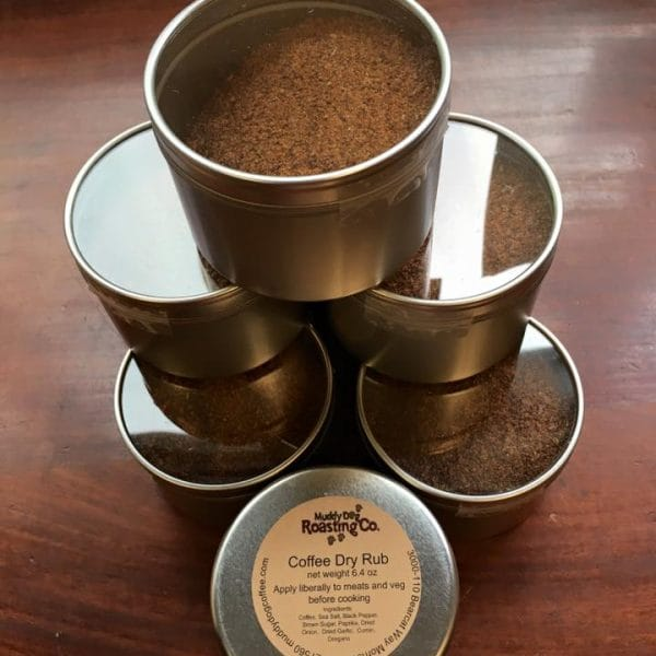 Coffee Dry Rub