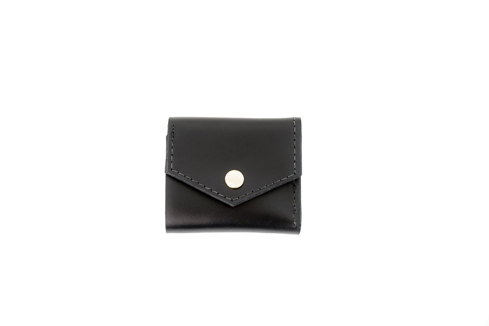 The Snap Bifold - Black