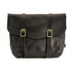 The Ivy Mini Messenger- Black