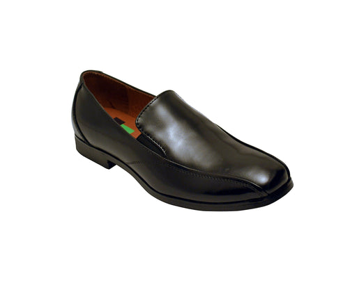 Benelaccio Boys Slip On Shoes, Loafer Shoes, Black Loafers for Boys - Dress Shoe