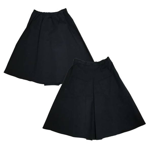 PLEATED POCKET SKIRT