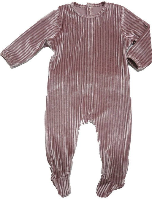 RIBBED VELOUR LAYETTE